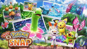 Pokémon Snap Key Art