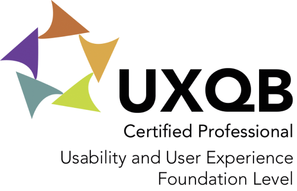 UXQB® Certified Professional for Usability and User Experience Foundation Level