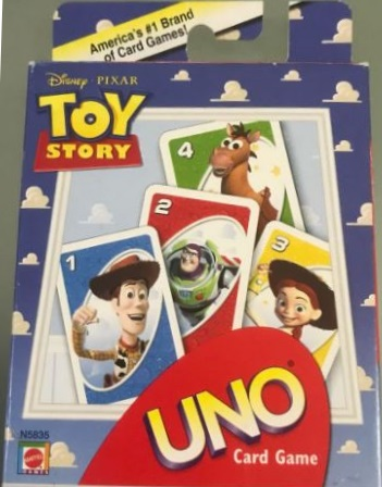 Toy Story Uno (2008)