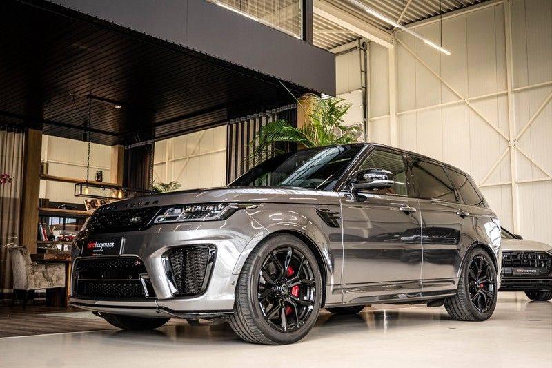 Land Rover Range Rover Sport P575 SVR | Panorama | Stoelkoeling | HUD | Carbon afbeelding 23