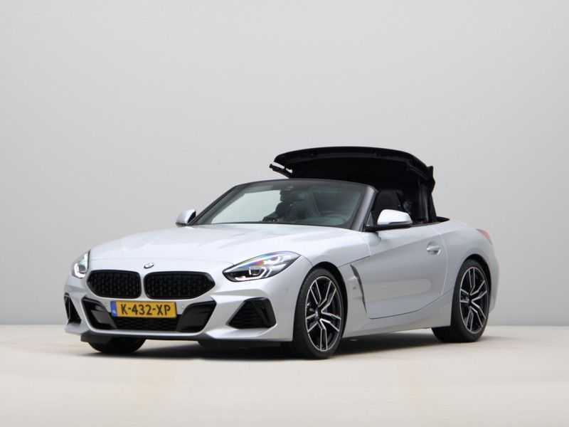 BMW Z4 Roadster M40i High Exe M-Sport 341 pk ! afbeelding 7