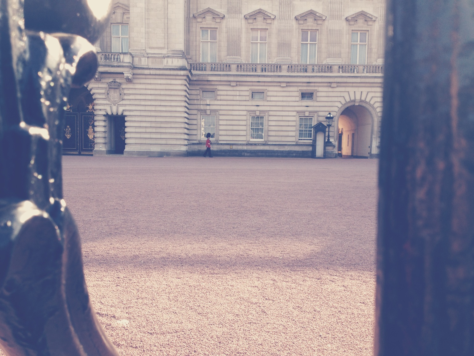 Guard, Buckingham Palace