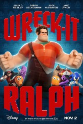 cover Wreck-It Ralph
