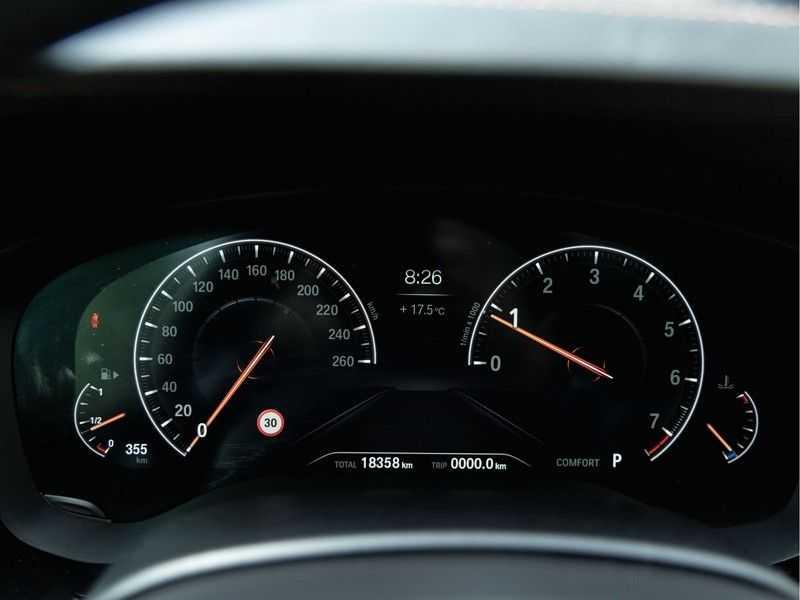 BMW 5 Serie Touring 530i xDrive M-Sport - Individual Leder - Trekhaak - Stoelventilatie afbeelding 20