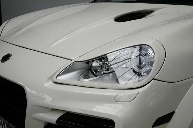 Porsche Cayenne 4.8 Turbo TECHART Magnum afbeelding 8