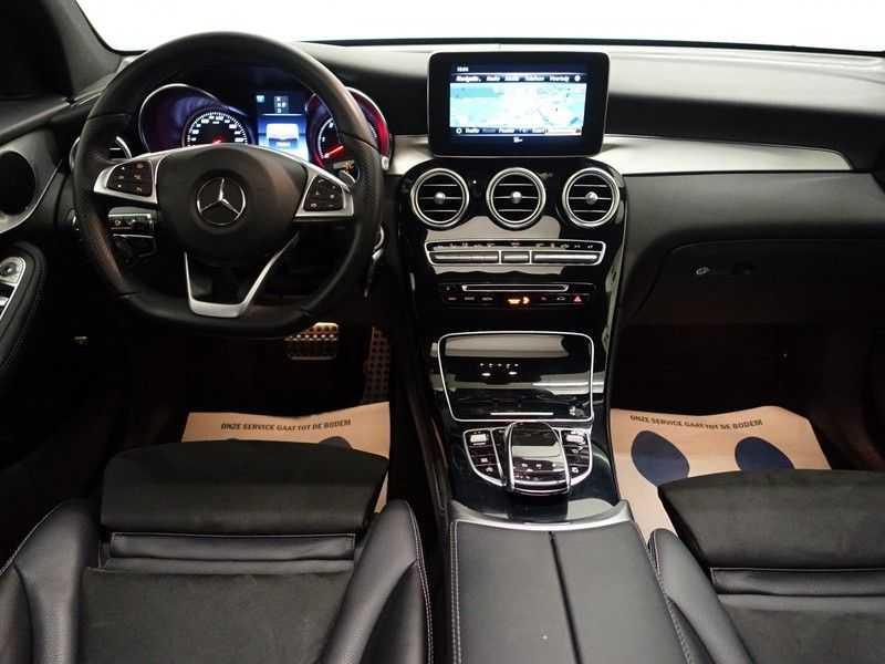 Mercedes-Benz GLC 250D 4MATIC 9G- AMG Night Edition, Pano, Rijassistentiepakket,Leer, Full afbeelding 14