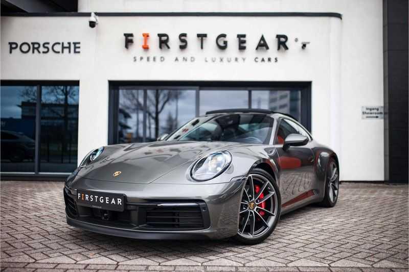 Porsche 911 992 3.0 Carrera S *PASM / Sport Chrono / Sportuitlaat / ACC / Sportstoelen Plus* afbeelding 1
