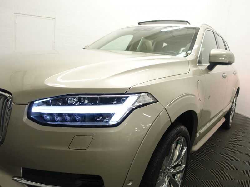 Volvo XC90 2.0 T8 Twin Engine 320pk AWD Inscription Aut- 7 Pers, Pano, Leer, Camera, Head-up, Full! afbeelding 23