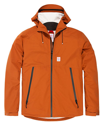 Topo Designs Men's Global Waterproof Jacket
