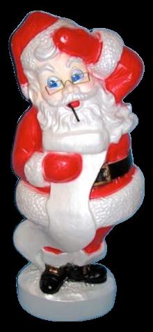 Large Santa photo