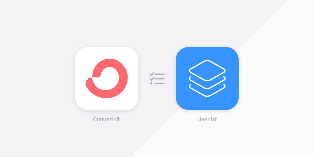 ConvertKit vs Userlist