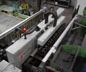 Steel Plate EMAT inspection with the temate® Pi-NB scanner top-small