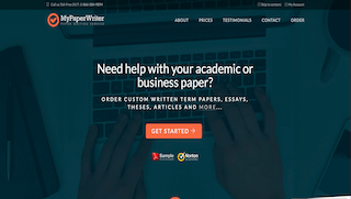 mypaperwriter.com main page
