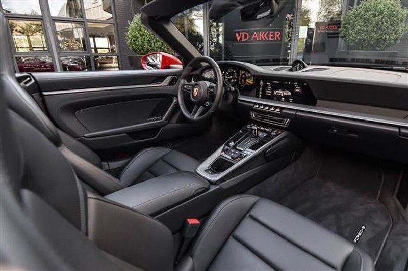 Porsche 911 4S CABRIO 4WSTURING+ST.KOELING+SP.CHRONO NP.218K afbeelding 3