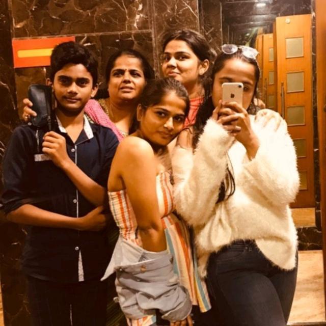 Riya Jain's Family