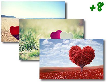 Love theme pack