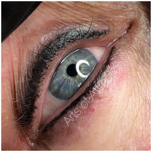Permanent Eyeliner Training