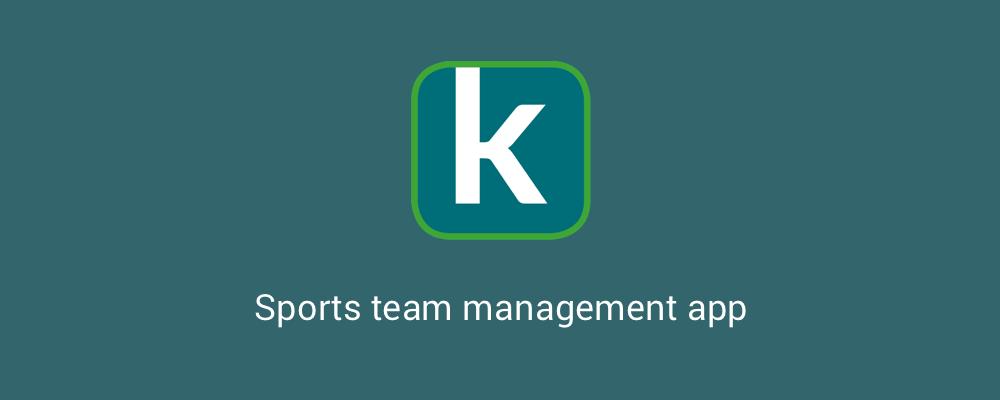 KAPA sports team management app