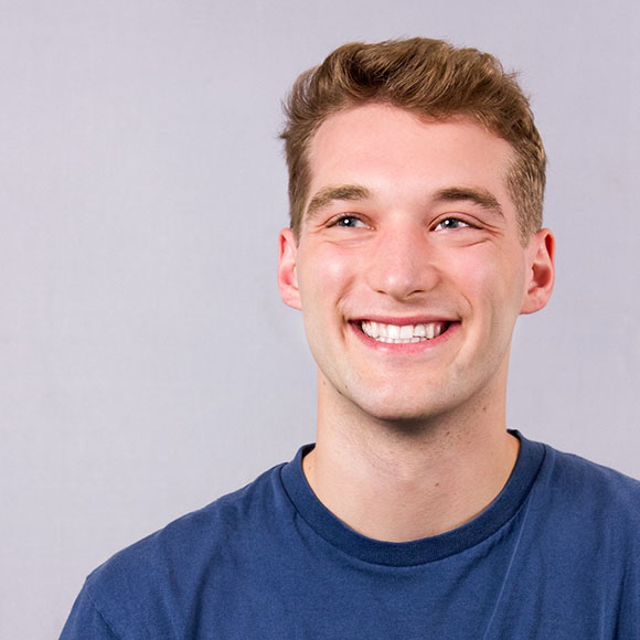 Portrait of Dylan Gattey
