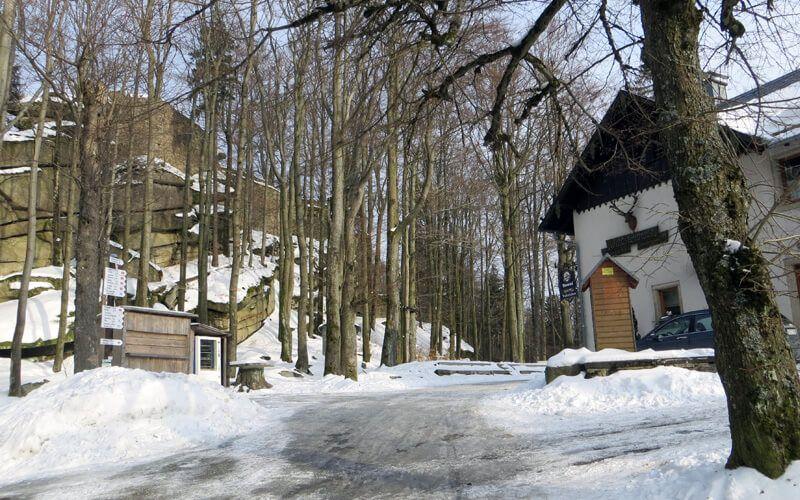 Waldstein und Waldsteinhaus