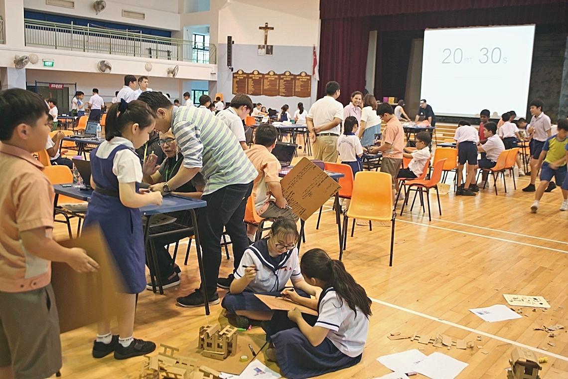 montfort-junior-school