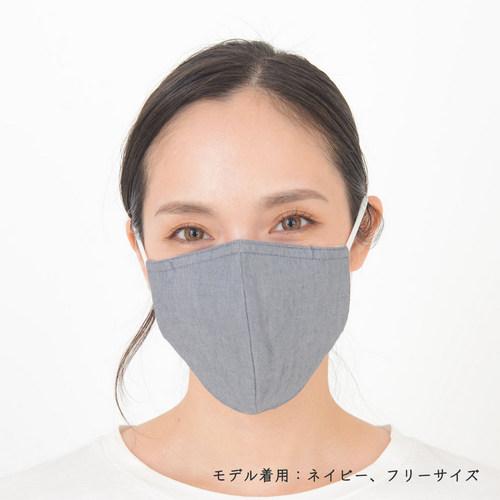 ファブリックケアマスク OCネイビーモデル1