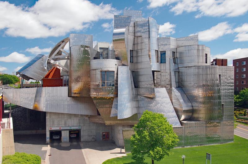 Weisman Art Museum at the University of Minnesota