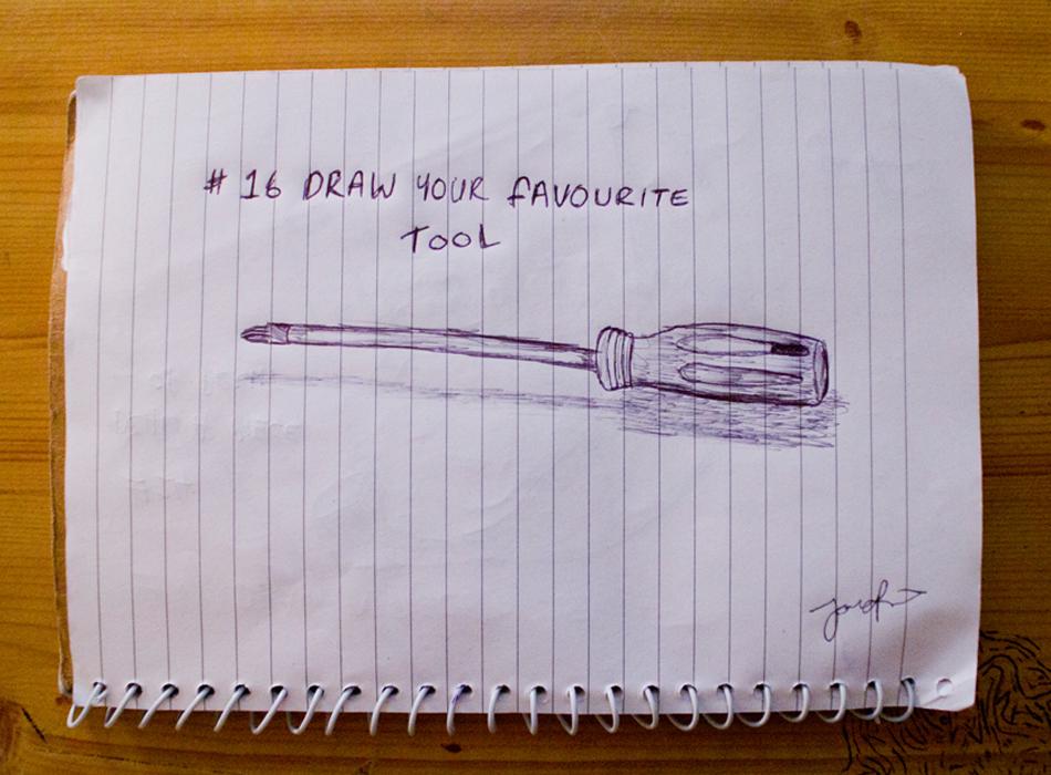 EDM #16 Draw a Favourite Tool