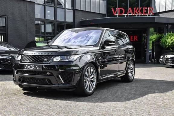 Land Rover Range Rover Sport 5.0 SVR PANO.DAK+CARBON+ACC+HEADUP NP.224K