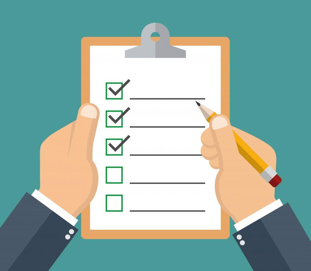 Shopify store checklist