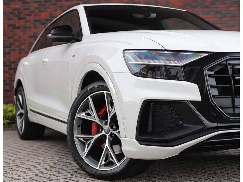 Audi Q8 50TDI Quattro *22'*Pano*B&O*Standkachel*Soft-Close* afbeelding 2