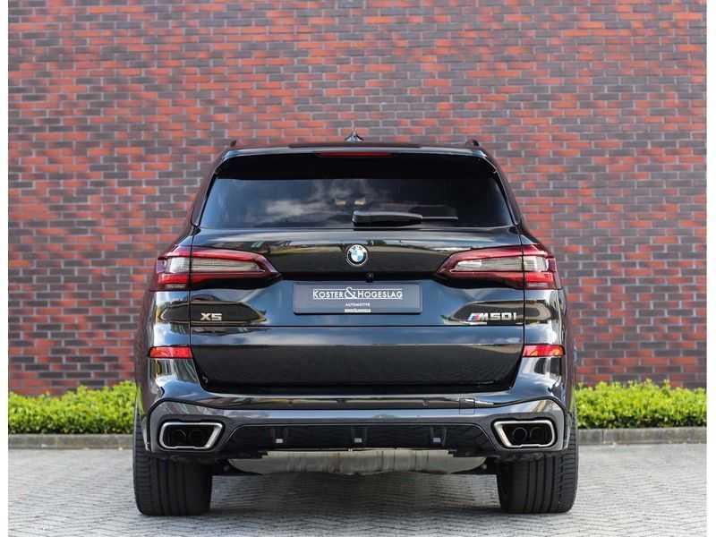 BMW X5 M50i X-Drive *Head-Up*Trekhaak*Laser* afbeelding 12