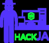 hackJA 2019 logo