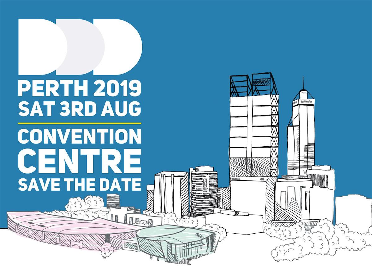 DDD Perth 2019