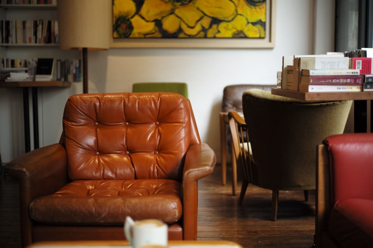 Photo of armchair