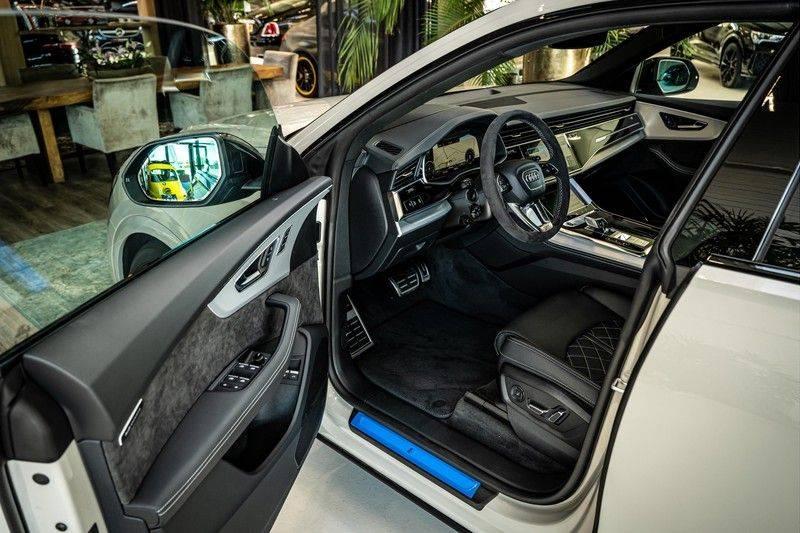 Audi Q8 60 TFSI e quattro Competition | Audi Exclusive | Massage | Head up | Leder Valcano | Tour | City | 360 | Nachtzicht | Pano| Soft afbeelding 9