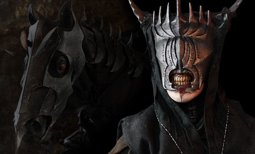 Asmus Toys The Lord of the Rings The Mouth of Sauron 1/6 Scale Figure