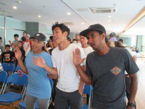 Asian Skateboard Youth Camp
