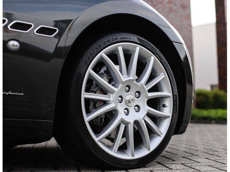 Maserati GranCabrio 4.7S *Grigio Maratta*Bose*Nieuwstaat!* afbeelding 5
