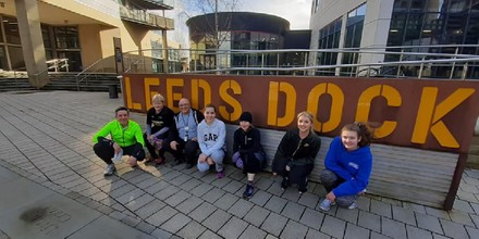 Leeds Dock Run Group
