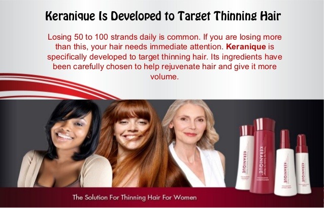 Reviews Of Keranique Hair Products
