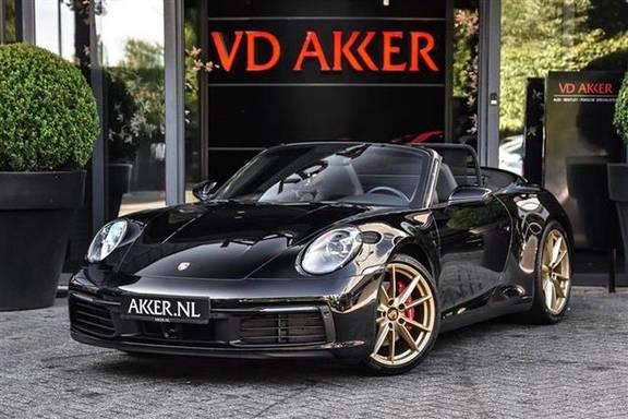 Porsche 911 4S CABRIO LIFT+BOSE+4WSTURING+TOPVIEW NP.223K