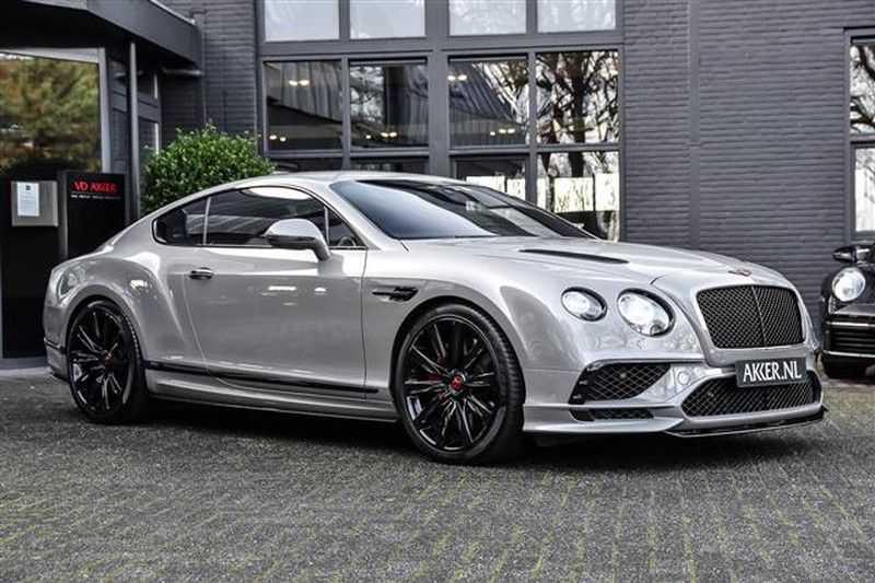 Bentley Continental GT SPEED SUPERSPORTS LOOK CARBON (635 PK) afbeelding 10