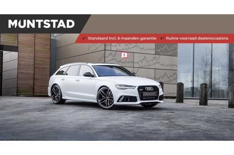 Audi A6 Avant 4.0 TFSI RS6 quattro | 560PK | Audi Exclusive | Pano.Dak | Bose Sound | Adapt.sport Onderstel | afbeelding 25