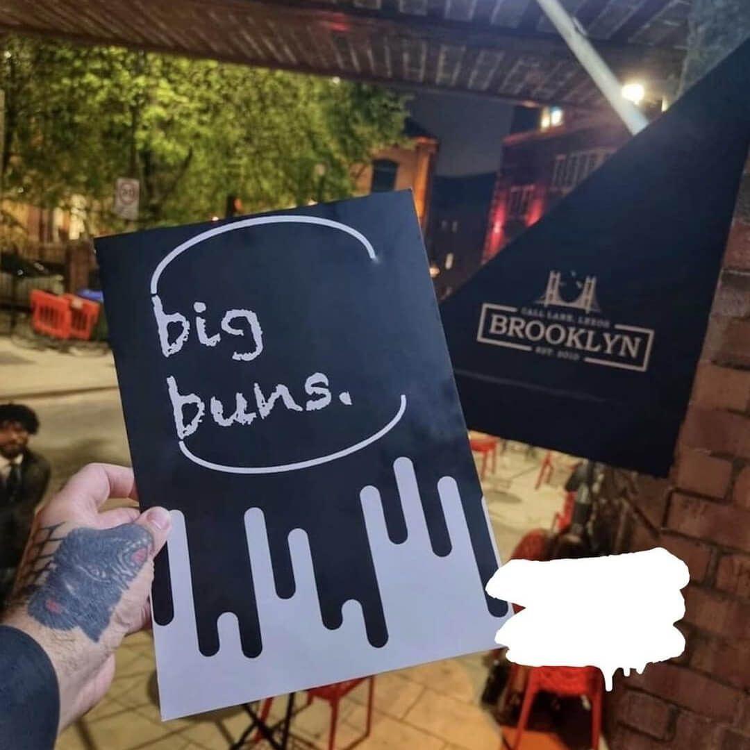 Brooklyn Bar - Call Lane - With Big Buns