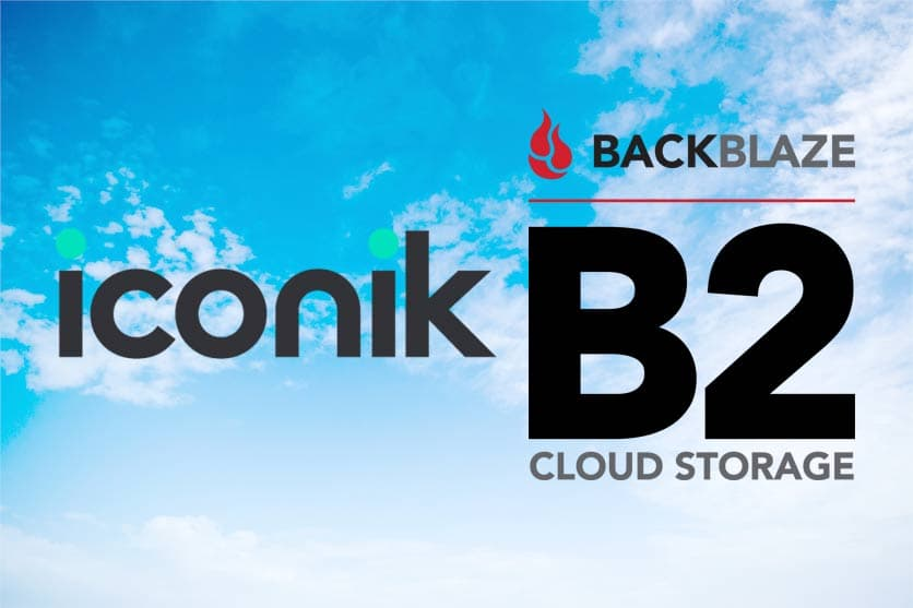 image from 5 Reasons You Should Use iconik and Backblaze B2