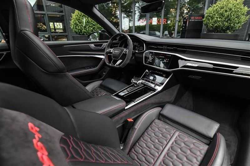 Audi RS6 RS6R ABT LIMITED 1/125 (740 PK / 920 NM) NP.305K afbeelding 3