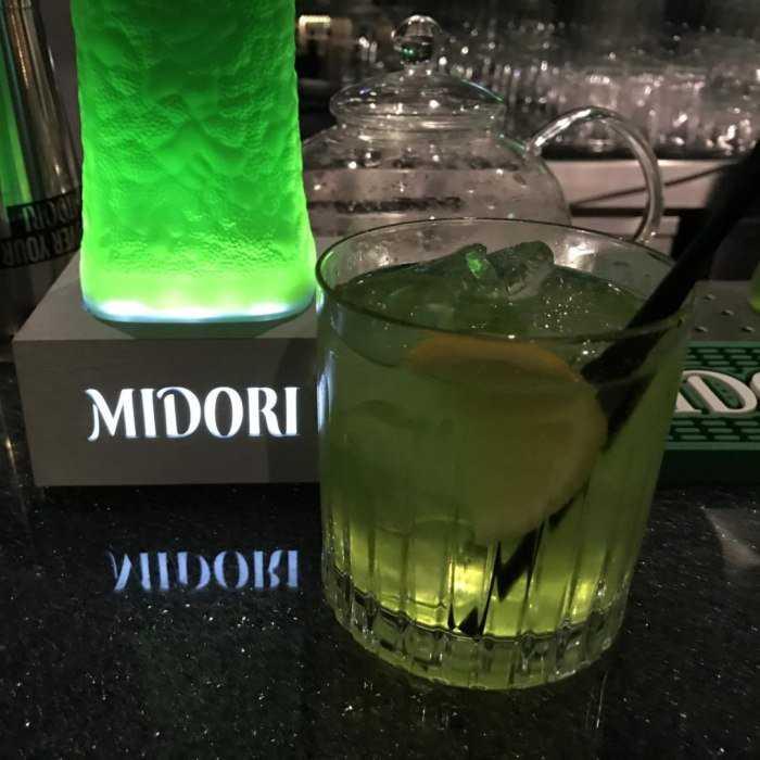 Zimadori Zinger Cocktail
