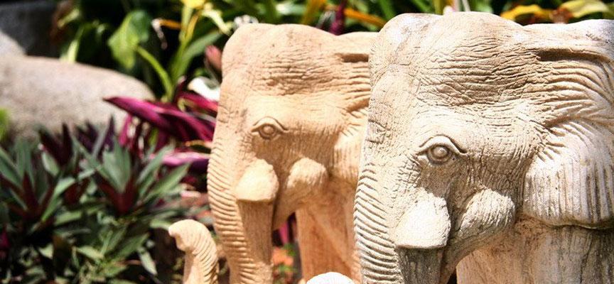 Figurki Słoni