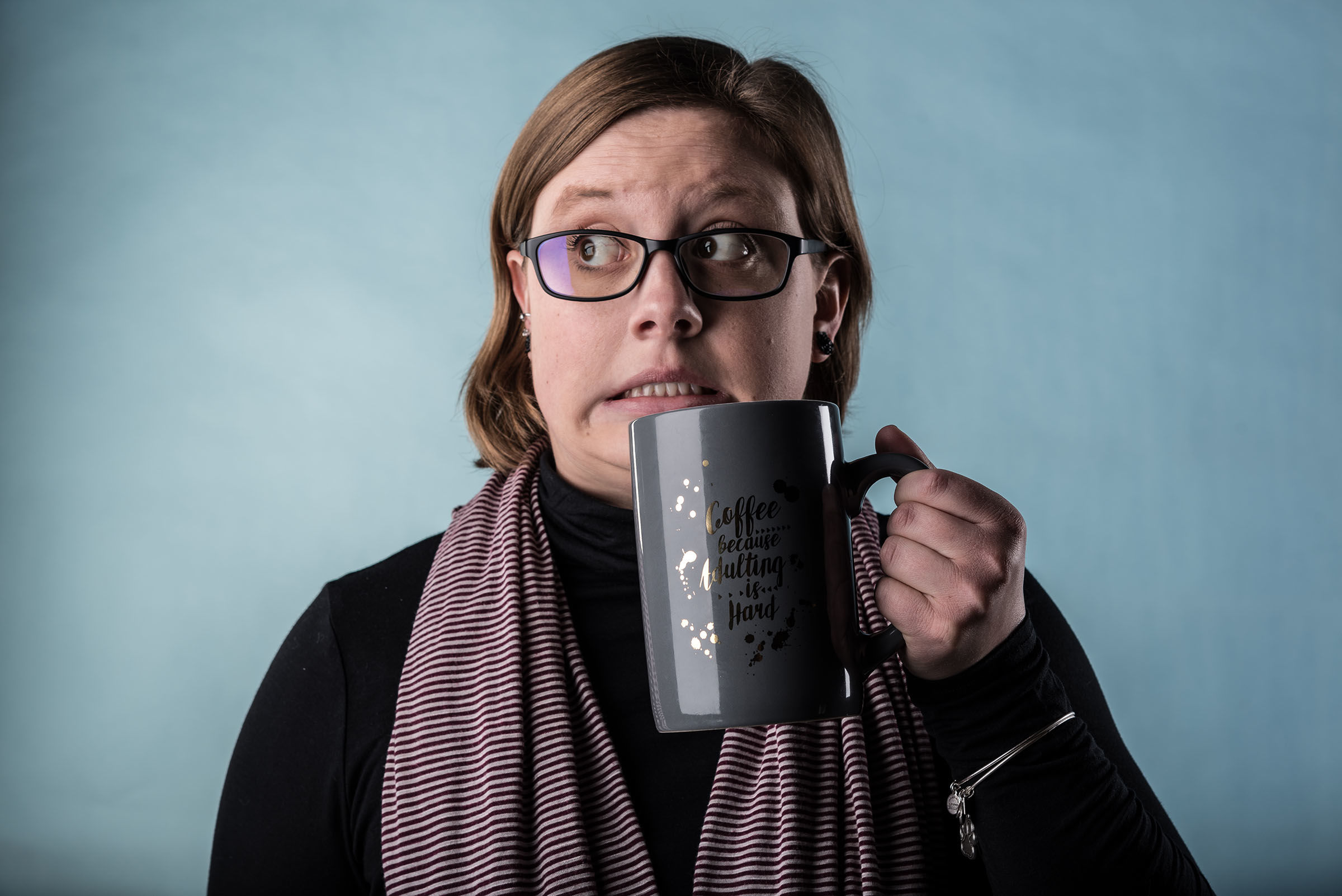 Portrait of Jennifer Rodgers